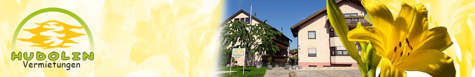 Hudolin Ferienwohnungen, Ferienzimmer & Unterkünfte. Logo